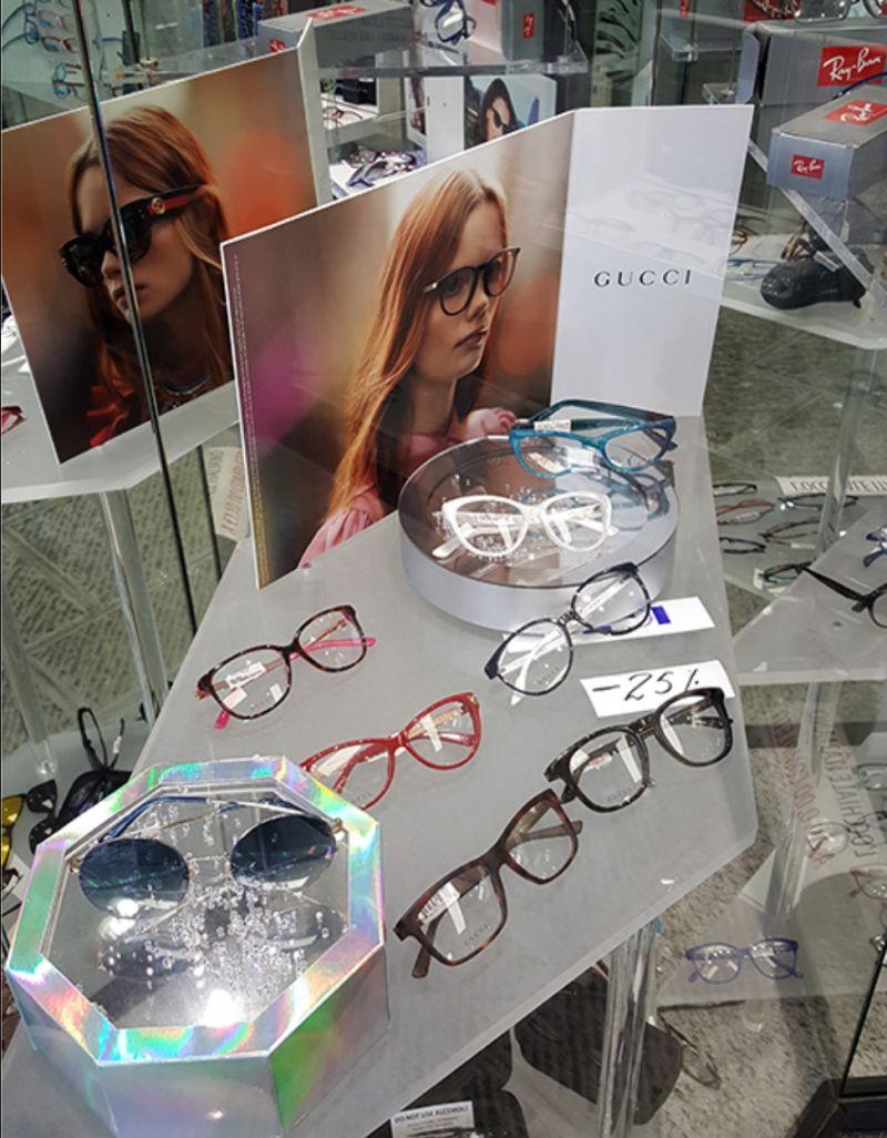 sconti occhiali promozione occhiale siena foto ottica colombini
