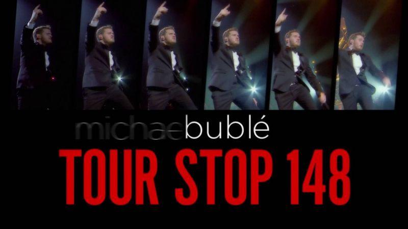 offerta occasione promozione michael buble tour stop 148 terni