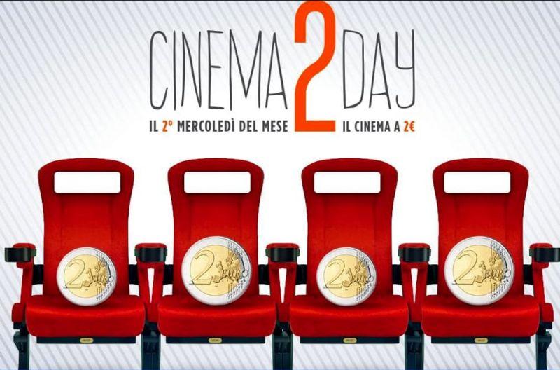 Offerta - Occasione - Promozione - Cinema 2 Day Terni