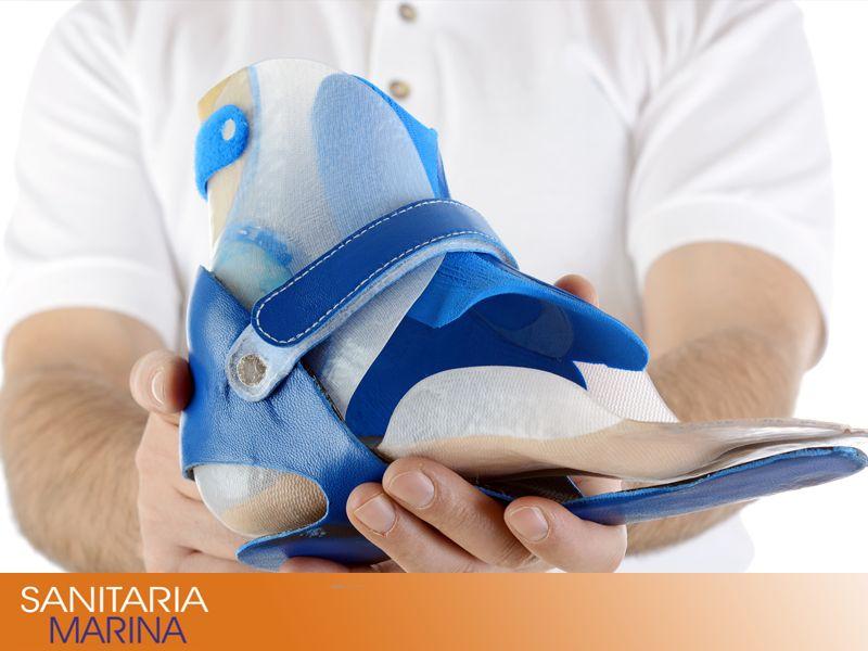 Vendita articoli ortopedici - Sanitaria Marina