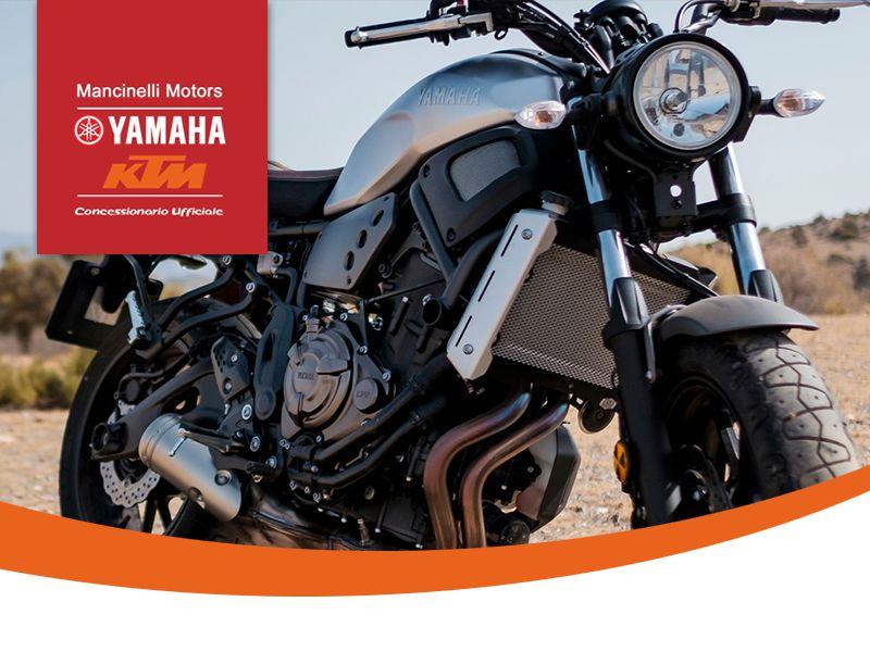 Offerta Moto Yamaha - Promozione Moto Enduro KTM - Mancinelli Motors