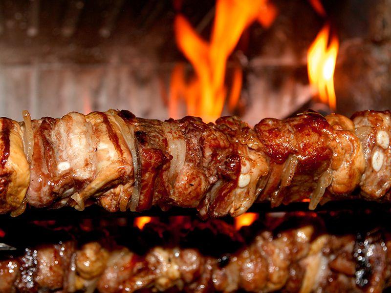 promozione offerta occasione spiedo di carne mista altavilla vicentina vicenza
