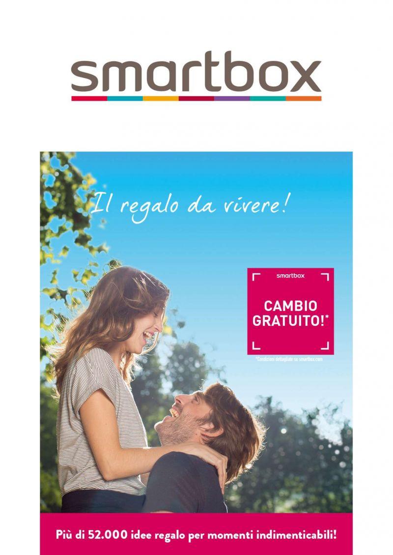 smartbox il regalo da vivere