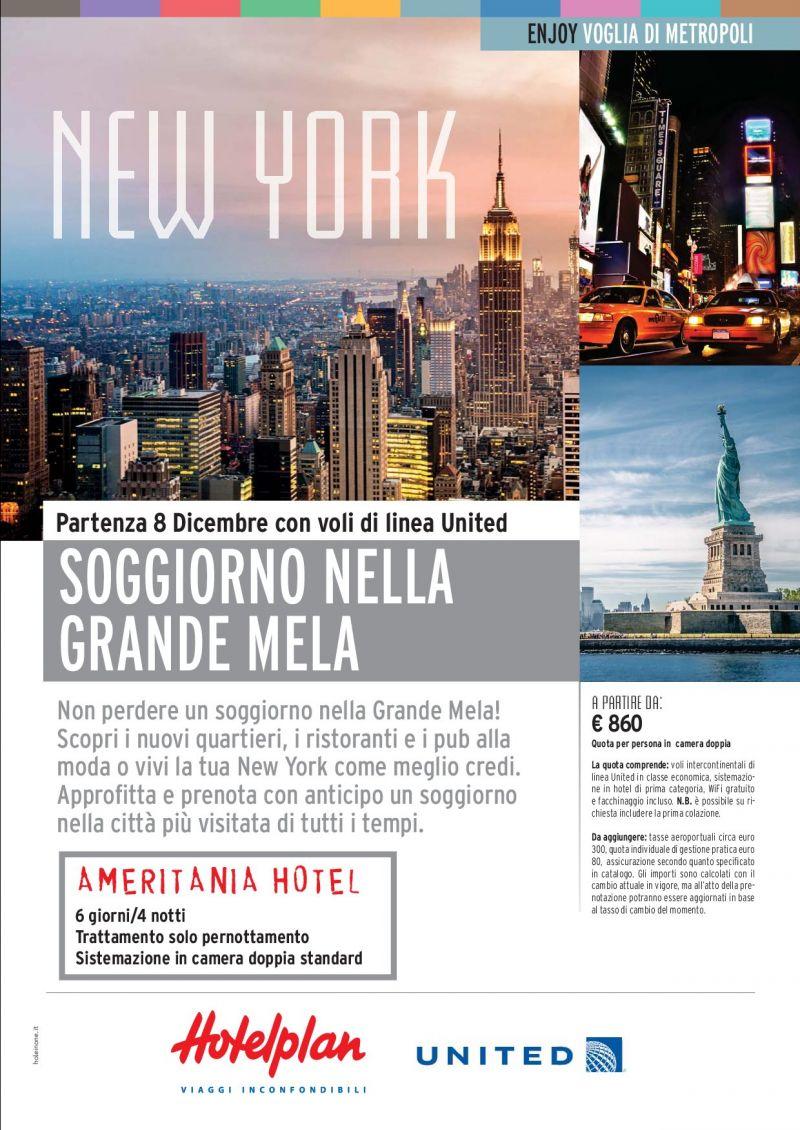 immacolata a new york