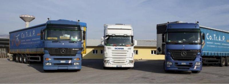offerta servizi di autotrasporti a pordenone