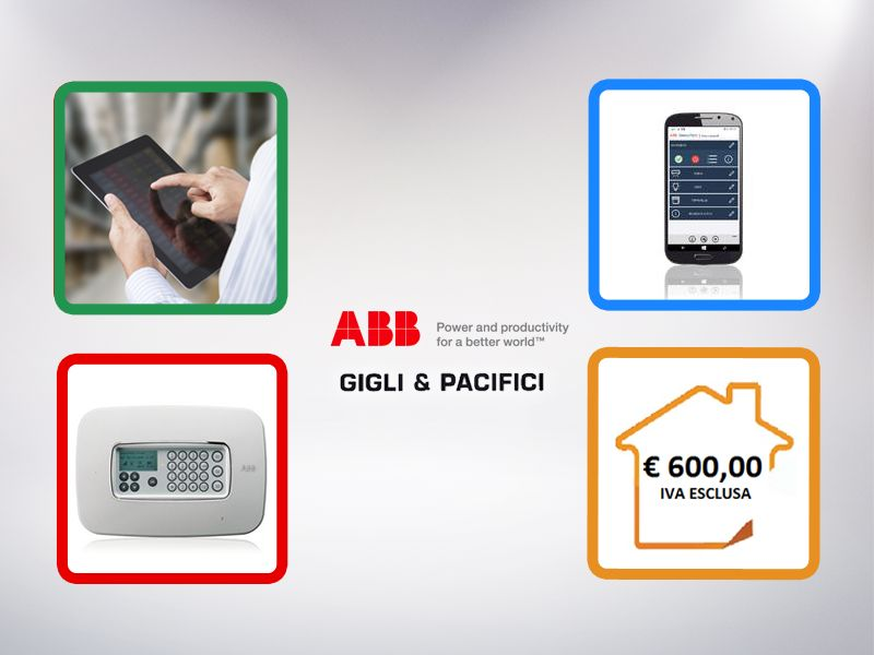 offerta sistema di sicurezza gms wireless - sistema sicurezza domustech free