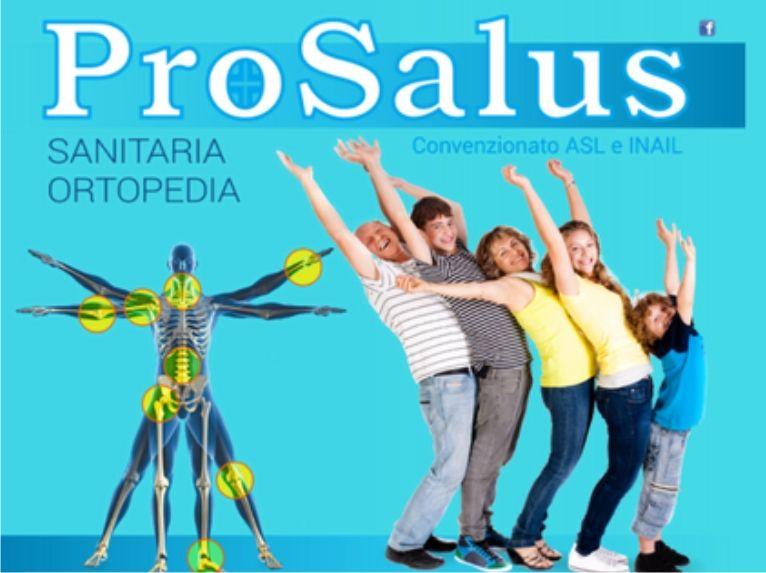 Promozione articoli sanitari - Articoli Ortoprdici - Prosalus