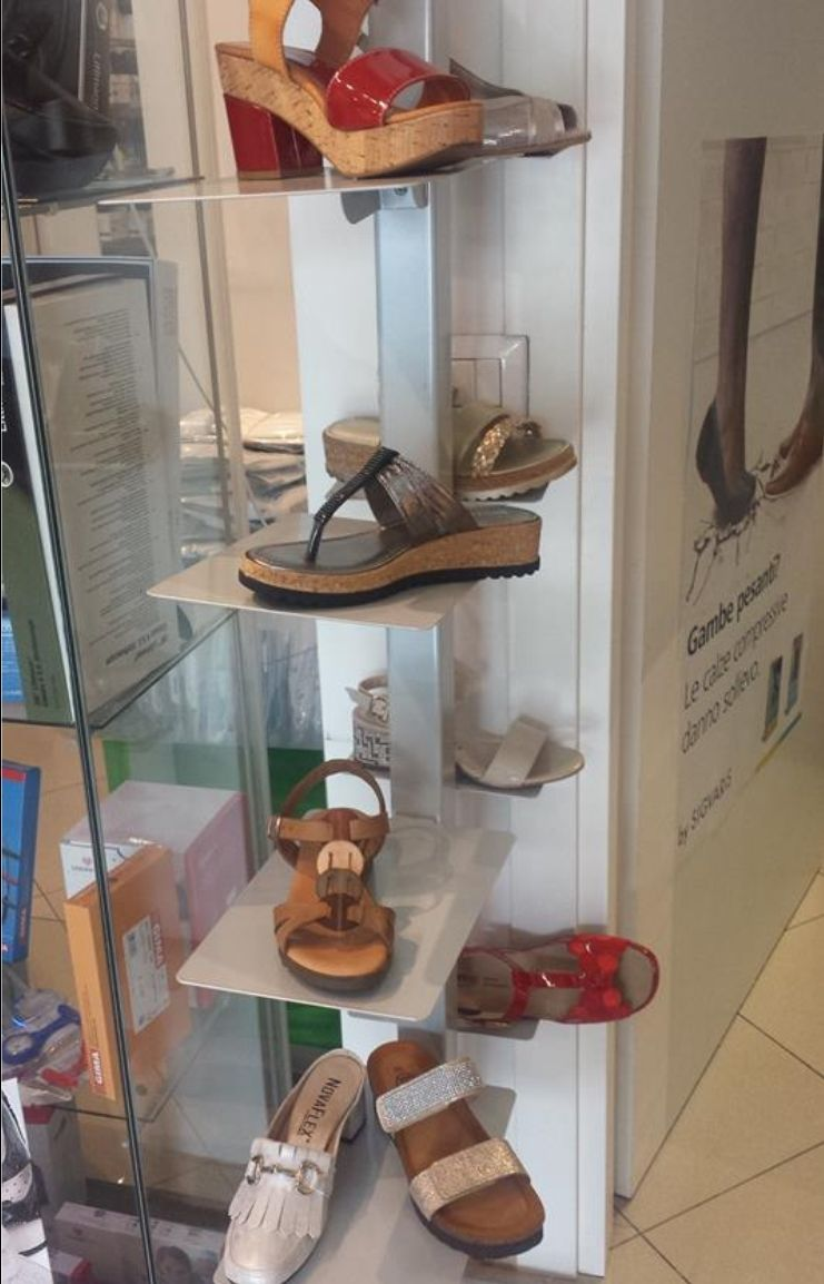 Promozione scarpe donna a Siena - Offerta scarpe estive donna Sanitaria Prosalus Siena