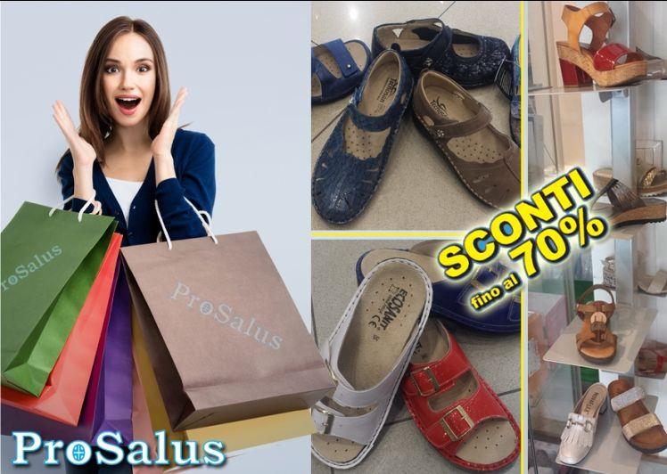Offerta scarpe in saldo a Siena
