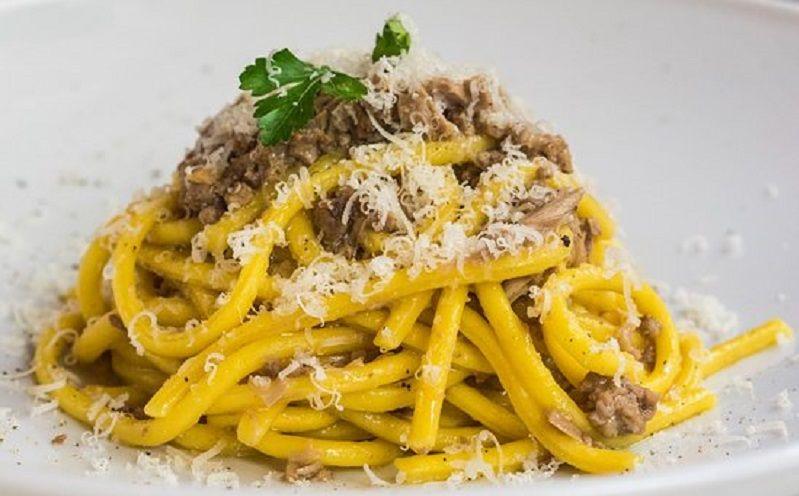 Offerta Trattoria Specialità Tipiche Vicentine - occasione cucina vicentina bigoli all'anitra