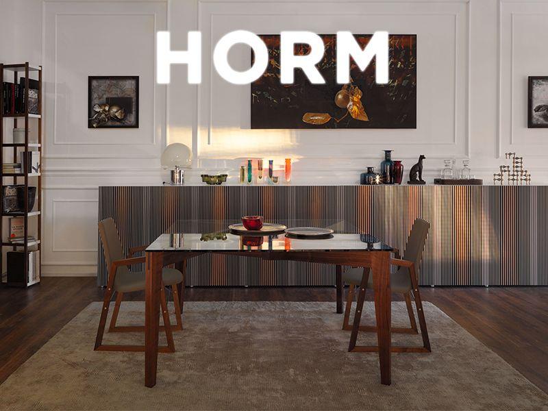 Offerta Arredamenti Horm - Promozione Complementi d'Arredo Horm - Crocco Arredamenti