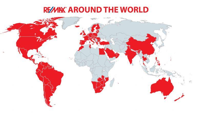 con re max trovi casa in tutto il mondo