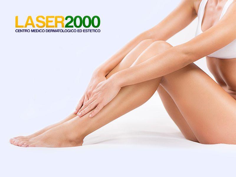 Centro Laser 2000 - promozione epilazione laser all'Alessandrite - occasione epilazione laser