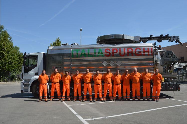 Promozione stasatura tubazioni - Italia Spurghi - Siena - Firenze