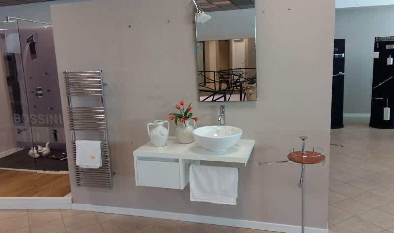Offerta mobile bagno-Promozione lavabo e specchio-edil ceramiche beretta-bergamo