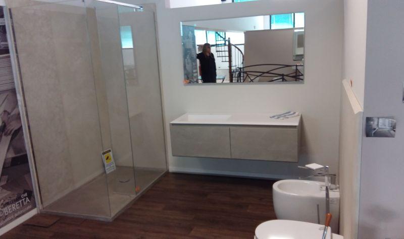 Offerta mobile bagno Orlandi-Promozione doccia Orlandi-edil ceramiche beretta-bergamo