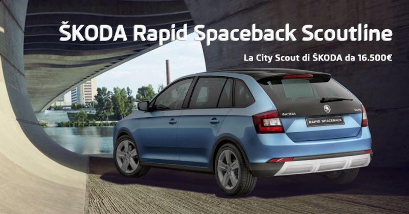 da cavuoto automobili promozione febbraio su skoda rapid spaceback