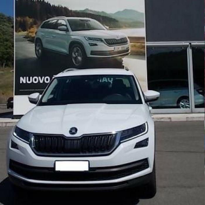 Da Cavuoto Auto ti aspetta in promo  NUOVO KODIAQ IL GRANDE SUV DI SKODA UN VERO AFFARE.