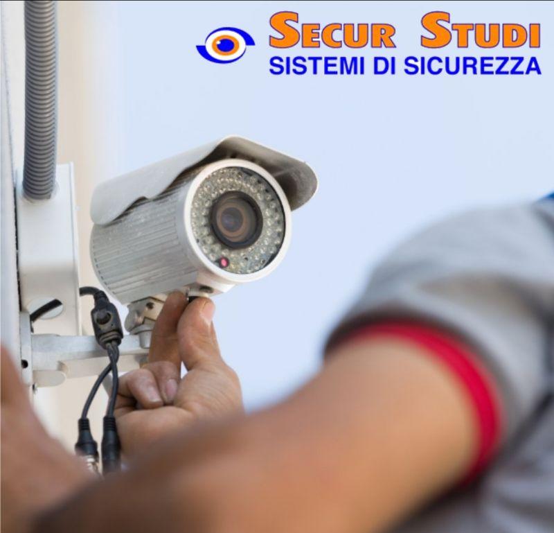 Offerta impianti di sicurezza - Promozione videosorveglianza