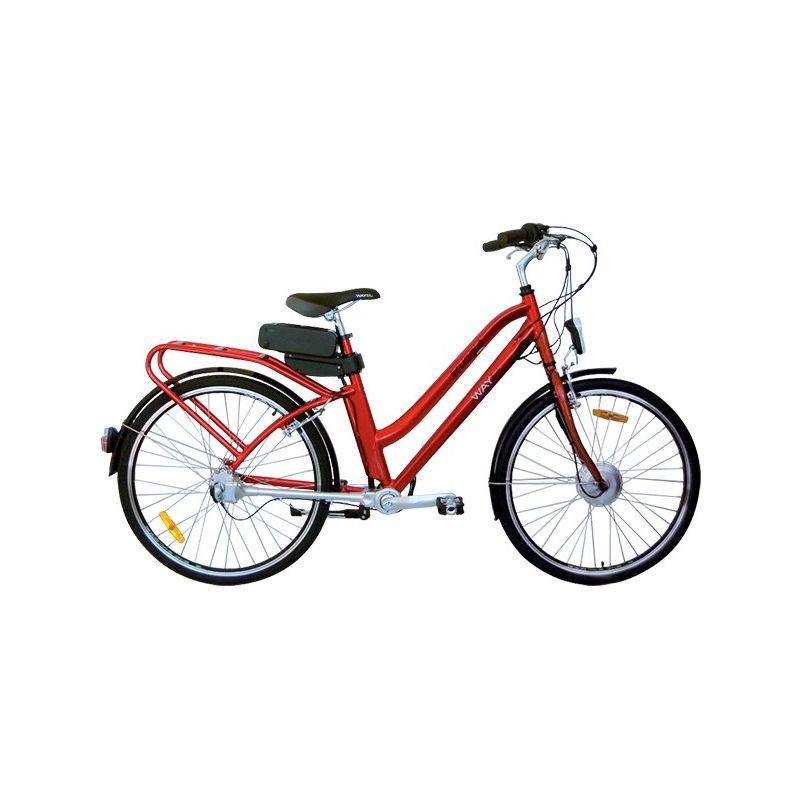 bici elettrica wayel mod trilogia speedy batteria 6 ah