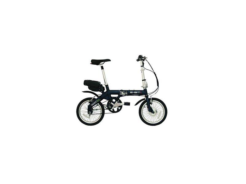 bici elettrica wayel mod e bit pieghevole con batteria da 6 ah