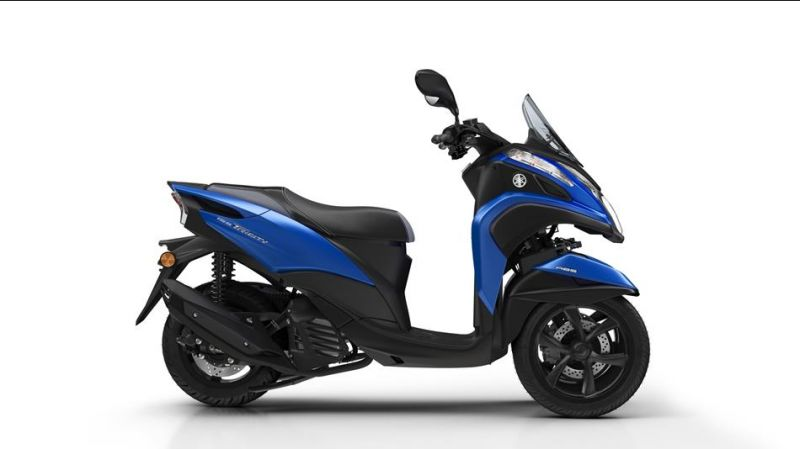 scooter 3 ruote ticity 155