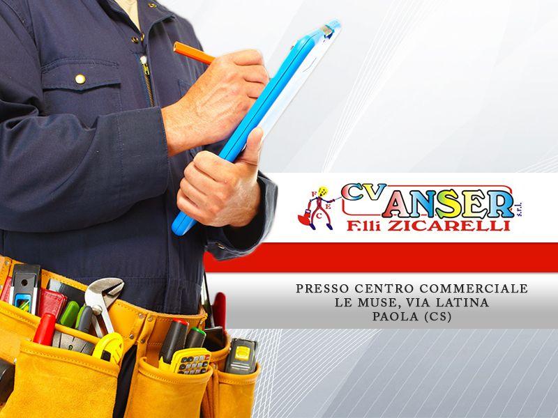 Offerta Nuova Sede Paola - Promozione Nuova Apertura Paola - CV Anser F.lli Zicarelli