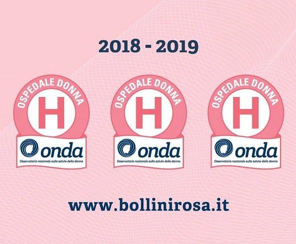 bollini rosa ospedale santa maria terni - reparto senologico ginecologico urologico ospedale