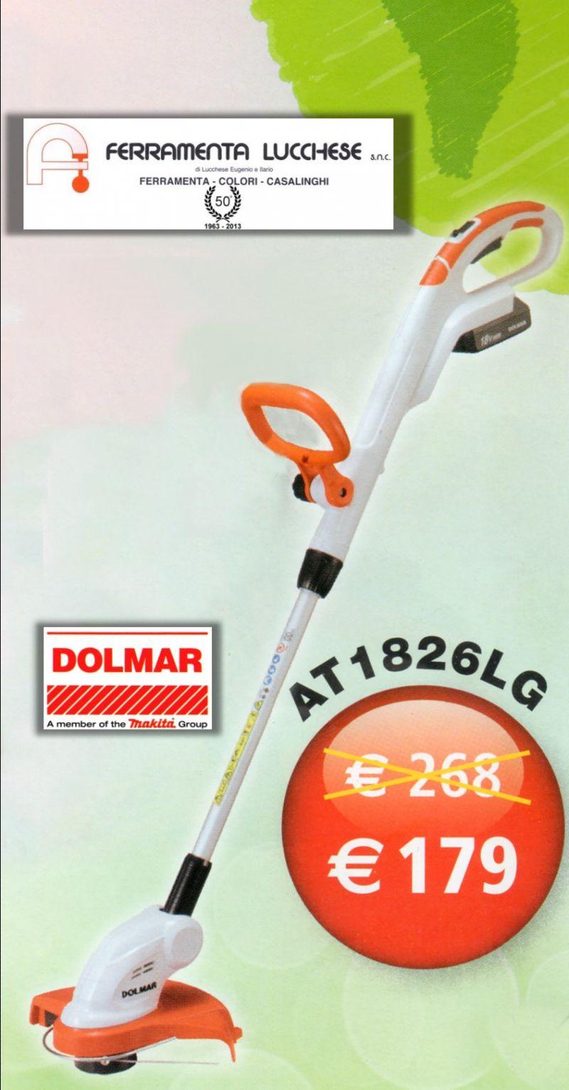 tagliabordi trimmer a batteria at1826lg