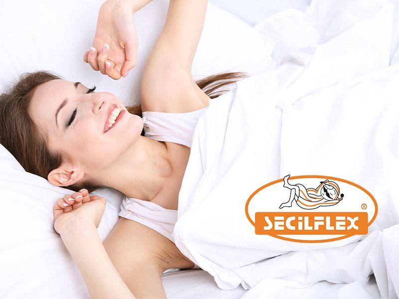 Offerta Materassi Secilflex - Promozione Rivenditore Secilflex - Sogni d'Oro