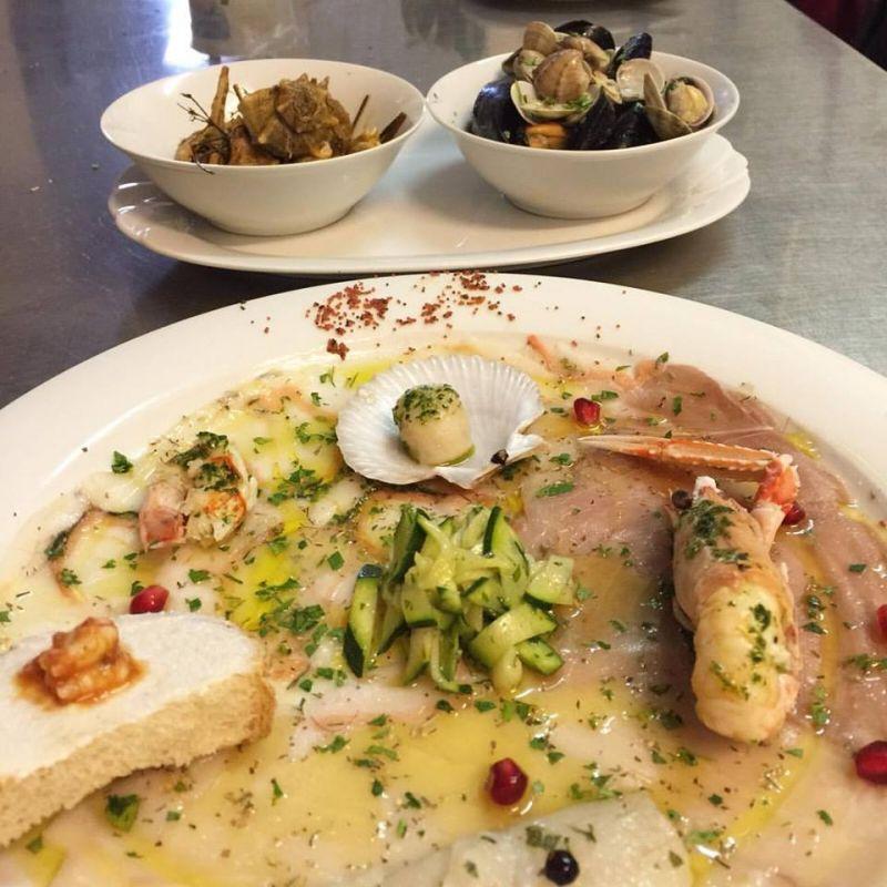 Ristorante specialita' pesce Ancona