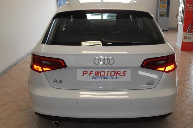 da p f motors audi a3 1600 tdi sportback ambition 110 cv