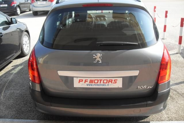 da p f motors peugeot 308 1600 hdi sw 110 cv business