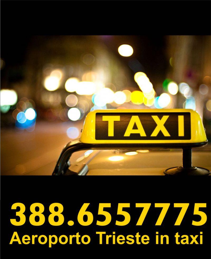 offerta radio taxi aeroporto di trieste - promozione radio taxi aeroporto di Trieste a Ronchi