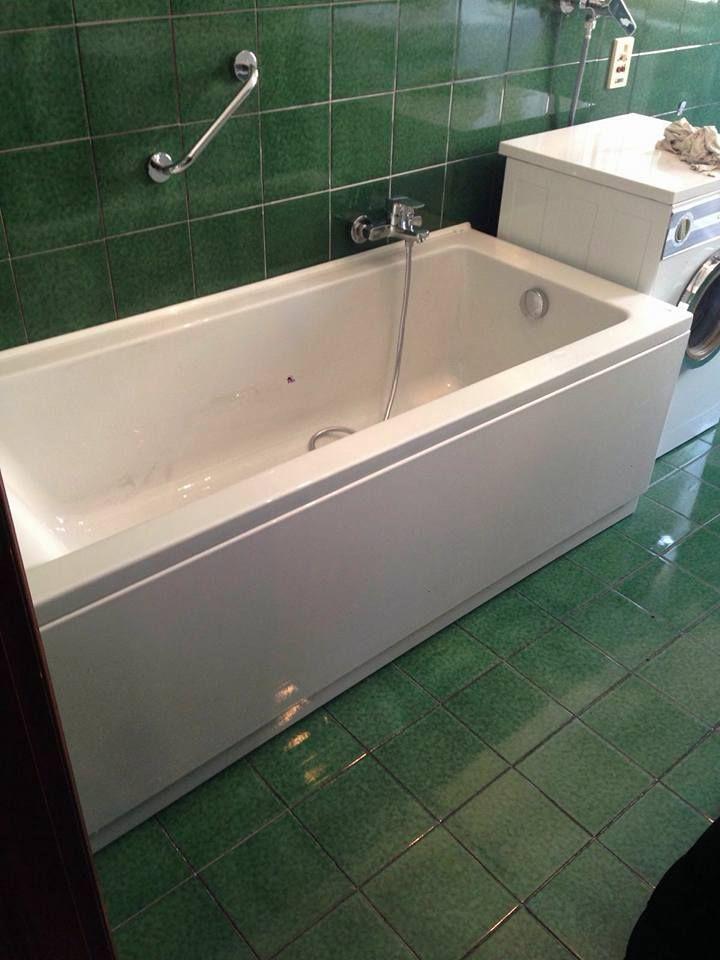 sostituisci la tua vecchia vasca