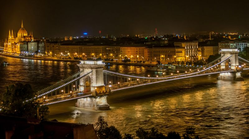 con guki viaggi fai il capodanno ponti a budapest