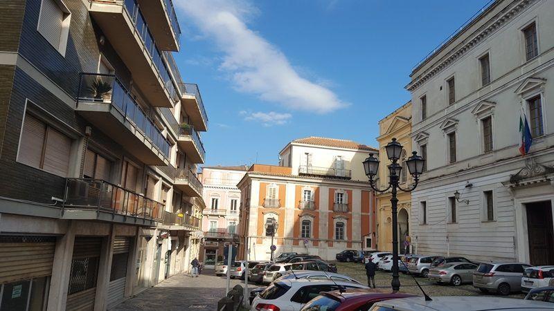 vendita appartamento signorile in Piazza Guerrazzi a Benevento  - Immobiliare Sannio