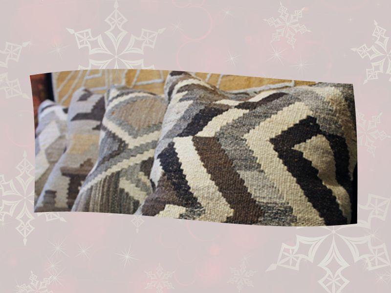 promozione offerta occasione cuscini kilim magreb treviso
