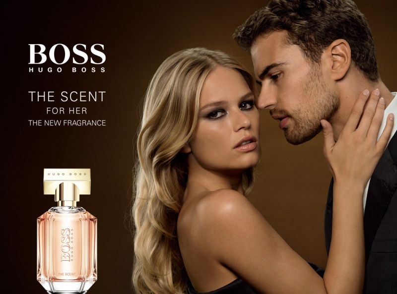 nuova fragranza femminile firmata hugo boss hugo boss the scent for her