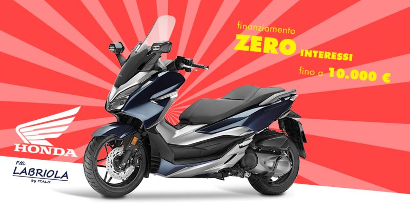 offerta scooter honda finanziamento tasso zero - promozione prestito fino 10000 zero interessi