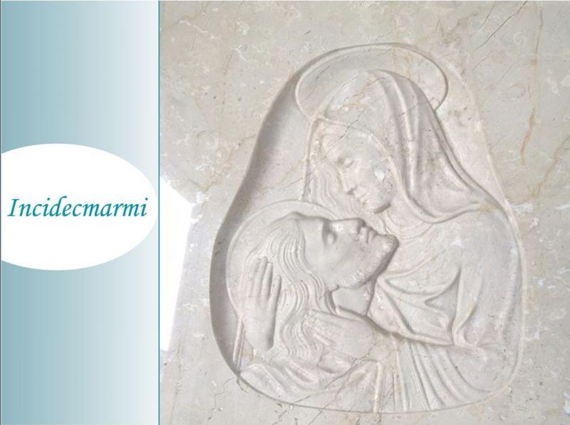 Incidecmarmi - offerta incisione bassorilievi su marmo e pietra lavorazioni in 3D