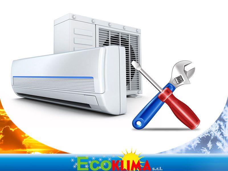 offerta manutenzione impianti condizionamento - promozione assistenza condizionatori