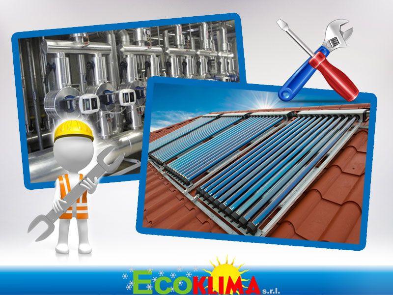 offerta manutenzione impianti civili - promozione manutenzione impianti industriali