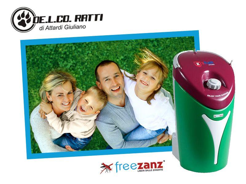 offerta sistemi antizanzare da esterno - promozione freezanz zhalt rende