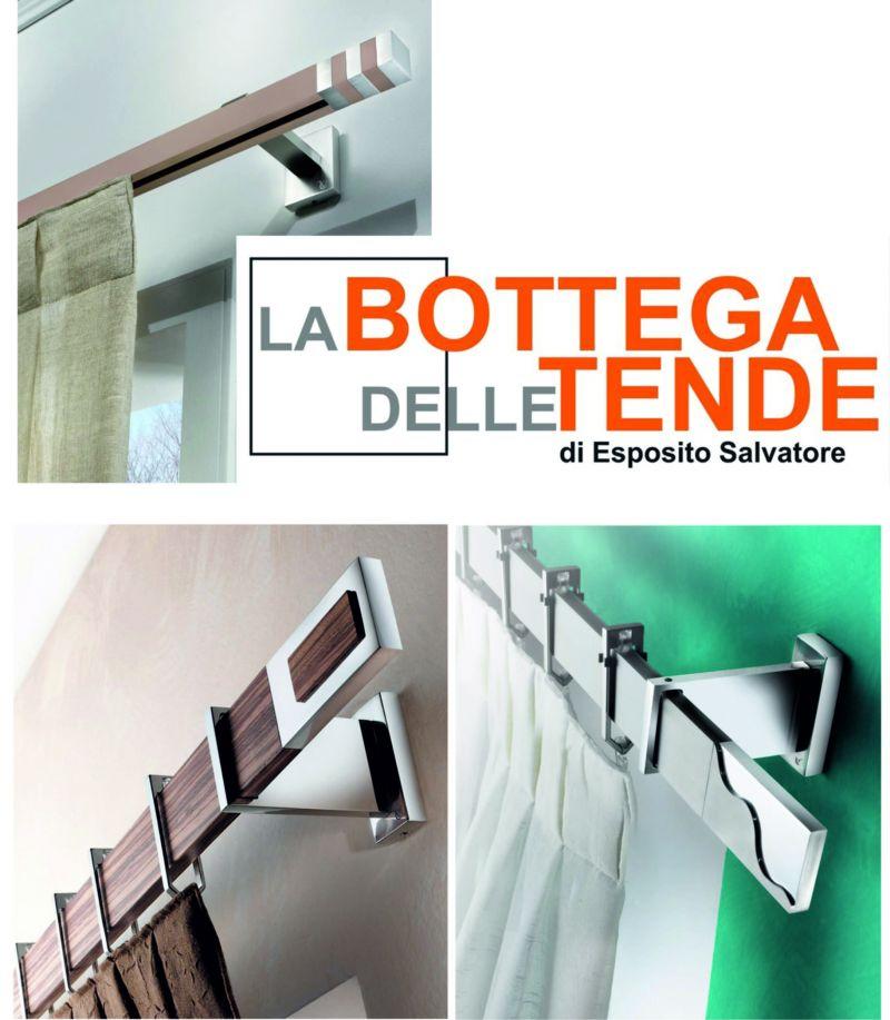 offerta bastoni per tenda Casa Valentina - promozione PriscillaWood, Fiorenza - Tende