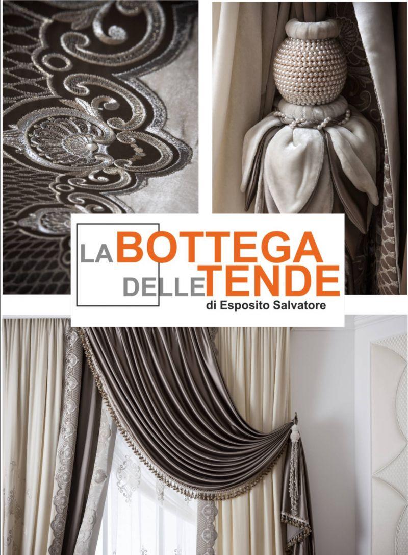 offerta tende classiche e contemporanee - promozione tende in velluto e seta