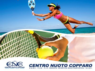 corsi tennis estate centro nuoto copparo