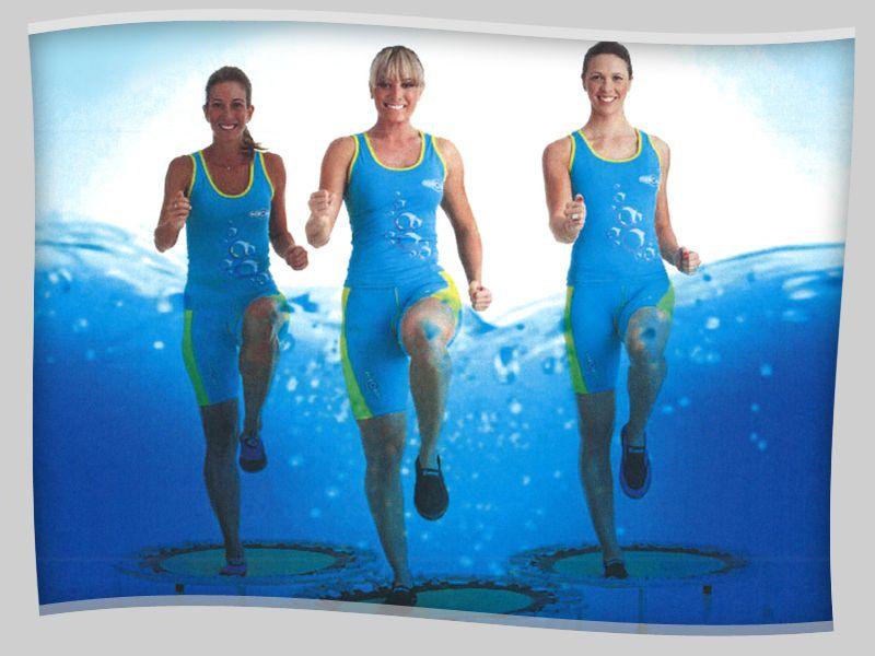 promozione acqua jump copparo offerta aquafitness copparo centro nuoto copparo