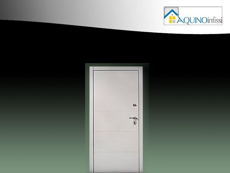 Promo Porta blindata Mister Shut - Aquino Infissi