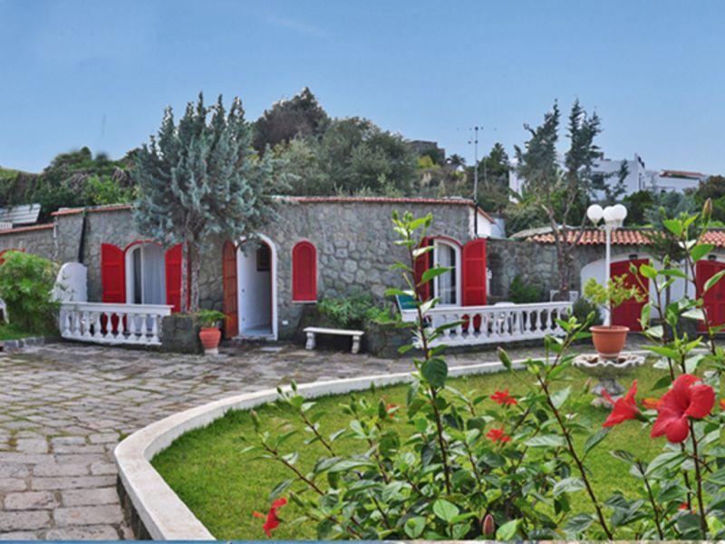 Pacchetto agosto Ischia - Hotel Galidon